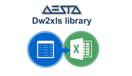 Dw2xls library